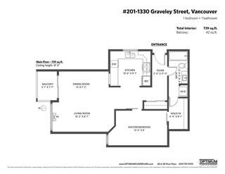 """Photo 25: 201 1330 GRAVELEY Street in Vancouver: Grandview Woodland Condo for sale in """"Hampton Court"""" (Vancouver East)  : MLS®# R2466394"""