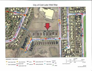 Photo 2: 814 Schooner Drive: Cold Lake Vacant Lot for sale : MLS®# E4211553