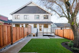 Photo 34: 2884 YALE STREET in Vancouver: Hastings Sunrise 1/2 Duplex for sale (Vancouver East)  : MLS®# R2525262