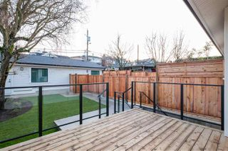 Photo 31: 2884 YALE STREET in Vancouver: Hastings Sunrise 1/2 Duplex for sale (Vancouver East)  : MLS®# R2525262