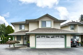 Main Photo: 4 19270 122A Avenue in Pitt Meadows: Central Meadows Townhouse for sale : MLS®# R2394199