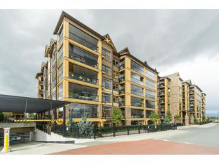 """Main Photo: 414 8157 207 Street in Langley: Willoughby Heights Condo for sale in """"Yorkson Parkside 2"""" : MLS®# R2410924"""