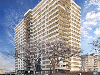 Photo 1: 903 9903 104 Street in Edmonton: Zone 12 Condo for sale : MLS®# E4180199