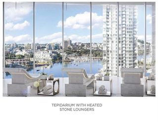 Photo 13: 2406 89 NELSON STREET in Vancouver: Yaletown Condo for sale (Vancouver West)  : MLS®# R2415398