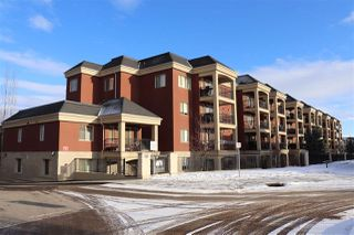 Photo 1: 319 501 Palisades Way: Sherwood Park Condo for sale : MLS®# E4183956