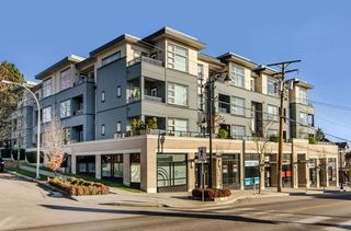"Main Photo: 309 709 TWELFTH Street in New Westminster: Moody Park Condo for sale in ""THE SHIFT"" : MLS®# R2428381"