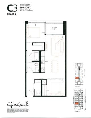 Photo 4: 718 1048 Wellington Street in Halifax: 2-Halifax South Residential for sale (Halifax-Dartmouth)  : MLS®# 202004886
