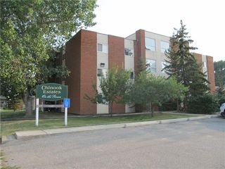 Main Photo: 205 1 Chinook Crescent: Claresholm Apartment for sale : MLS®# C4291710