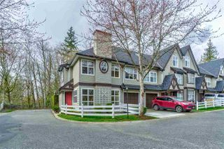 "Photo 1: 61 11757 236 Street in Maple Ridge: Cottonwood MR Townhouse for sale in ""GALIANO"" : MLS®# R2447506"