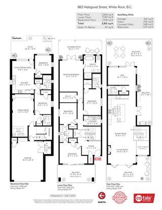 Photo 31: 862 HABGOOD Street: White Rock House for sale (South Surrey White Rock)  : MLS®# R2460741