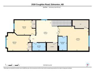 Photo 25: 2520 COUGHLAN Road in Edmonton: Zone 55 House Half Duplex for sale : MLS®# E4213529