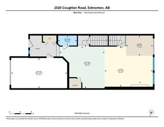 Photo 24: 2520 COUGHLAN Road in Edmonton: Zone 55 House Half Duplex for sale : MLS®# E4213529