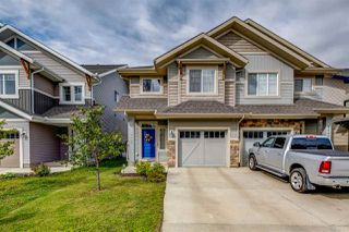 Photo 1: 2520 COUGHLAN Road in Edmonton: Zone 55 House Half Duplex for sale : MLS®# E4213529