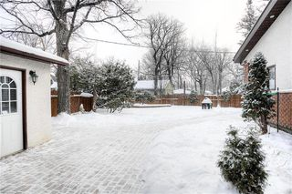 Photo 29: 150 Carpathia Road in Winnipeg: River Heights Residential for sale (1C)  : MLS®# 202100366