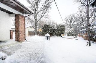 Photo 30: 150 Carpathia Road in Winnipeg: River Heights Residential for sale (1C)  : MLS®# 202100366