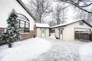 Photo 31: 150 Carpathia Road in Winnipeg: River Heights Residential for sale (1C)  : MLS®# 202100366