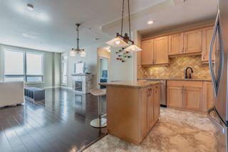 Photo 7: 908 10142 111 Street in Edmonton: Zone 12 Condo for sale : MLS®# E4185503