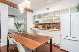 "Photo 6: 306 1275 HAMILTON Street in Vancouver: Yaletown Condo for sale in ""ALDA"" (Vancouver West)  : MLS®# R2433266"