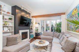 "Photo 10: 306 1275 HAMILTON Street in Vancouver: Yaletown Condo for sale in ""ALDA"" (Vancouver West)  : MLS®# R2433266"