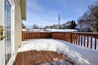 Photo 28: 761 Lipton Street in Winnipeg: West End Residential for sale (5C)  : MLS®# 202005814