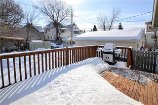 Photo 27: 761 Lipton Street in Winnipeg: West End Residential for sale (5C)  : MLS®# 202005814