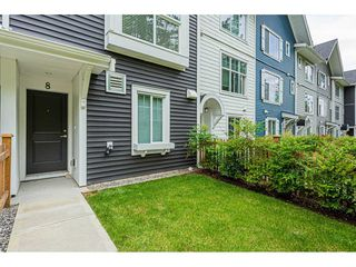 "Main Photo: 8 20451 84 Avenue in Langley: Willoughby Heights Townhouse for sale in ""Walden"" : MLS®# R2467904"