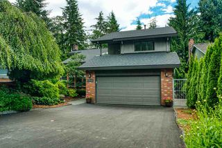 Main Photo: 5542 DEERHORN Place in North Vancouver: Grouse Woods House for sale : MLS®# R2471133