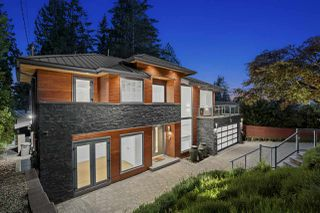 Main Photo: 835 PROSPECT Avenue in North Vancouver: Canyon Heights NV House for sale : MLS®# R2487393