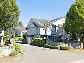 "Main Photo: 62 7250 144 Street in Surrey: East Newton Townhouse for sale in ""CHIMNEY RIDGE"" : MLS®# R2527398"