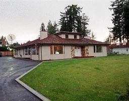 "Main Photo: 13158 24TH AV in White Rock: Elgin Chantrell House for sale in ""Elgin Park"" (South Surrey White Rock)  : MLS®# F2429568"
