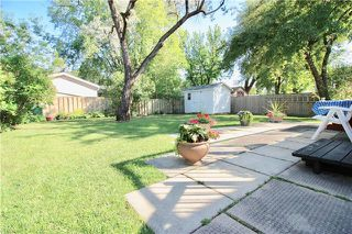 Photo 18: 26 Honeywood Street in Winnipeg: North Kildonan Residential for sale (3F)  : MLS®# 1923459