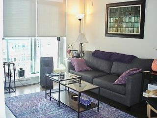 "Photo 3: 1801 821 CAMBIE Street in Vancouver: Downtown VW Condo for sale in ""Raffles"" (Vancouver West)  : MLS®# R2404874"