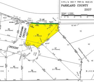 Photo 3: 56 25527 TWP RD 511A Road: Rural Parkland County Rural Land/Vacant Lot for sale : MLS®# E4191642