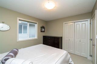 Photo 37: 31 1901 126 Street in Edmonton: Zone 55 House Half Duplex for sale : MLS®# E4200398