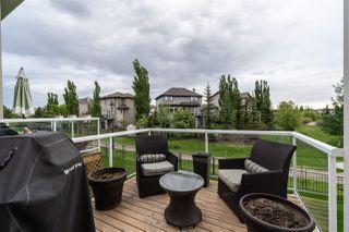 Photo 29: 31 1901 126 Street in Edmonton: Zone 55 House Half Duplex for sale : MLS®# E4200398