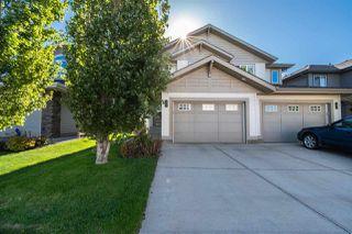 Photo 1: 31 1901 126 Street in Edmonton: Zone 55 House Half Duplex for sale : MLS®# E4200398