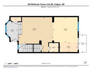 Photo 35: 240 MCKENZIE TOWNE Link SE in Calgary: McKenzie Towne Row/Townhouse for sale : MLS®# A1017413