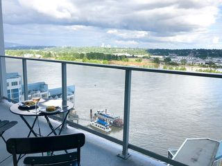 "Photo 1: 1710 988 QUAYSIDE Drive in New Westminster: Quay Condo for sale in ""Riversky2"" : MLS®# R2484608"