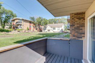 Photo 19: 108 10230 120 Street in Edmonton: Zone 12 Condo for sale : MLS®# E4210722