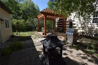 Photo 26: 251 Duffield Street in Winnipeg: Deer Lodge Residential for sale (5E)  : MLS®# 202021744