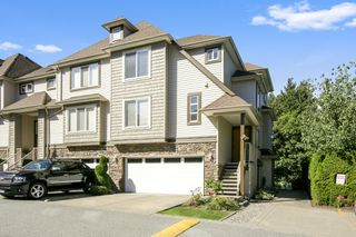 "Photo 1: 1 46778 HUDSON Road in Chilliwack: Promontory Townhouse for sale in ""Cobblestone Terrace"" (Sardis)  : MLS®# R2511192"