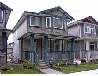 "Photo 1: 24222 103RD AV in Maple Ridge: Albion House for sale in ""HOMESTEAD"" : MLS®# V605859"