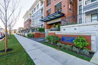 Main Photo: 438 9500 TOMICKI Avenue in Richmond: West Cambie Condo for sale : MLS®# R2420880