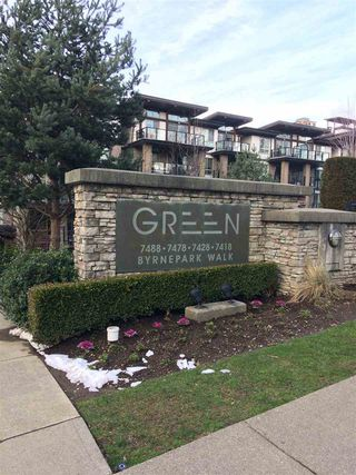 "Photo 19: 508 7478 BYRNEPARK Walk in Burnaby: South Slope Condo for sale in ""GREEN"" (Burnaby South)  : MLS®# R2426563"