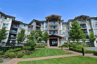 "Photo 1: 207 3050 DAYANEE SPRINGS Boulevard in Coquitlam: Westwood Plateau Condo for sale in ""BRIDGES"" : MLS®# R2444920"