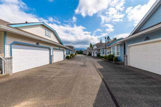 "Photo 35: 36 45175 WELLS Road in Chilliwack: Sardis West Vedder Rd Townhouse for sale in ""Wellsbrooke"" (Sardis)  : MLS®# R2477736"