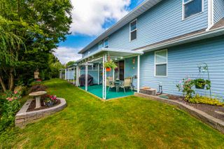 "Photo 29: 36 45175 WELLS Road in Chilliwack: Sardis West Vedder Rd Townhouse for sale in ""Wellsbrooke"" (Sardis)  : MLS®# R2477736"