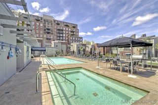 Photo 23: DOWNTOWN Condo for rent : 2 bedrooms : 800 The Mark Ln #1706 in San Diego