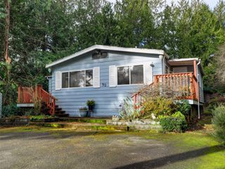 Main Photo: 90 5838 Blythwood Rd in : Sk Saseenos Manufactured Home for sale (Sooke)  : MLS®# 863321
