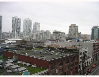 "Photo 6: 1001 HOMER Street in Vancouver: Downtown VW Condo for sale in ""BENTLEY"" (Vancouver West)  : MLS®# V640654"